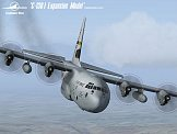 C-130J Expansion Model (FS9)