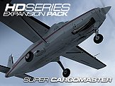 C208B Super Cargomaster Expansion Pack HD Series