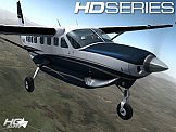 Carenado C208B Grand Caravan HD Series P3D/FSX