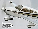 Carenado Piper PA-28-181 Archer II FSX