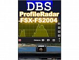 DBS Profile Radar for FSX and FS2004
