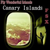 FWI Canary Islands FSX