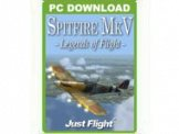 Spitfire Mk V Legends of Flight