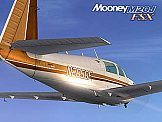 Carenado Mooney M20J FSX