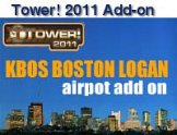 Tower 2011 Boston Airport KBOS