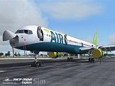 757-300 Expansion Model (FS9)