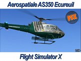 Aerospatiale AS350 Ecureuil FSX