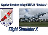 Fighter Bomber Wing 31 Boelcke FSX
