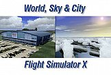 AFS World Sky City package FSX