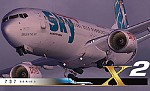 Boeing 737-900 ER X2 AIRLINE EXPANSION PACK FSX