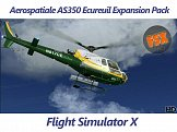 Aerospatiale AS350 Ecureuil Expansion Pack for FSX