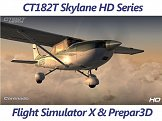 CT182T Skylane G1000 HD SERIES FSX/P3D