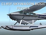 Carenado C185F SKYWAGON BUSH FS2004