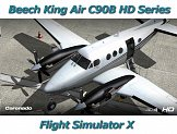 Beech King Air C90B HD Series FSX/P3D