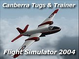 Electric Canberra Tugs and Trainers Power FS2004