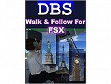 DBS Walk And Follow for FSX