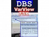 DBS VarView for FSX