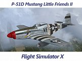 P-51D Mustang Little Friends II FSX