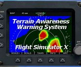 DBS Terrain Awareness and Warning System FSX