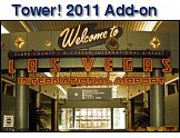 Tower 2011 Las Vegas KLAS Airport