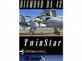 FSX Diamond DA42 Twin Star