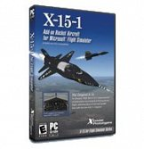 X-15-1 Add-on Package FSX/FS2004
