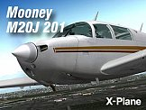 X-Plane Carenado Mooney M20J 201