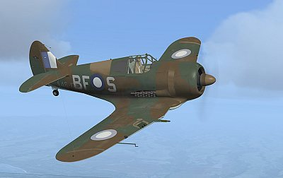 CAC Boomerang for FSX