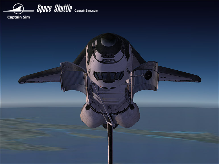 space shuttle for fsx - photo #28